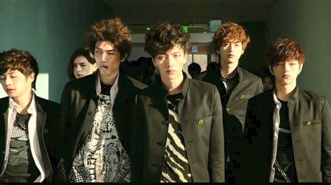 film korea hot stafa band shut up flower boy band wake up prologue youtube