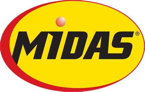 midas dress logo midas logo spares and technique logonoid