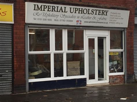 Imperial Upholstery by Imperial Upholstery Reupholstery Service Liverpool