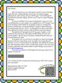 Introduction Letter Daycare Best Photos Of Preschool Introduction Letter To New Parents Parent