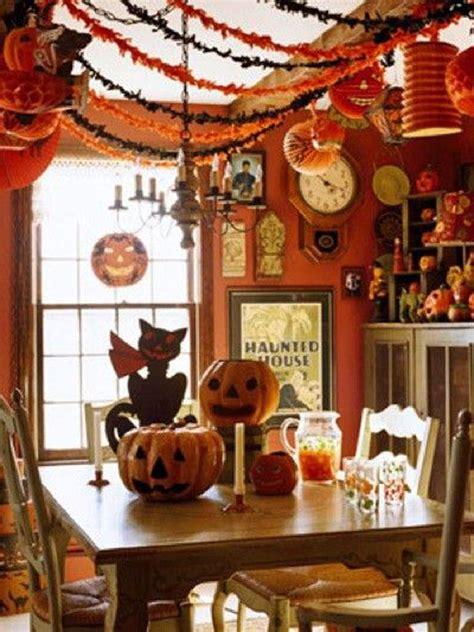 indoor halloween decorating ideas feed inspiration