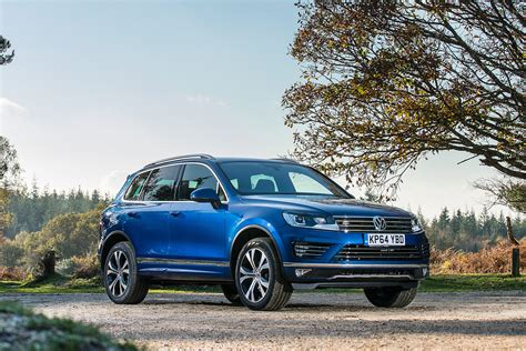 volkswagen touareg suv pictures carbuyer