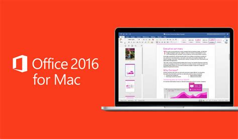 Office Apple by Microsoft Office 2016 Mac Version For Free