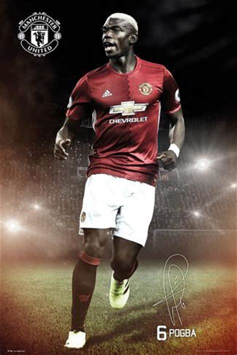 manchester united pogba should find manchester united pogba prints at allposters com