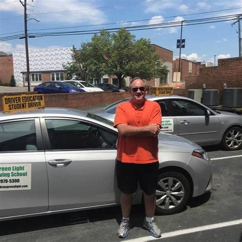 green light driving charlottesville about