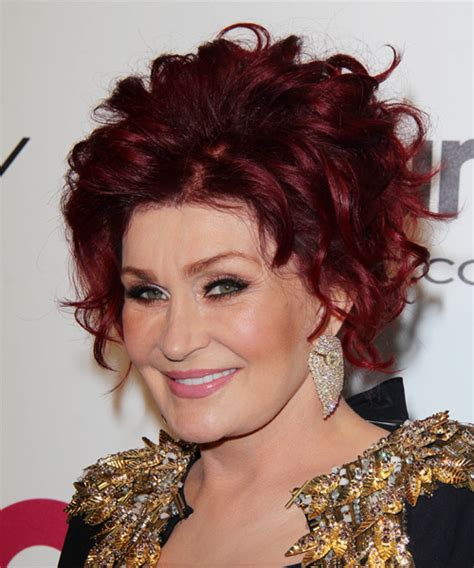 recent sharon osbourne hairstyle 2014 sharon osbourne new haircut 2014 hairstylegalleries com