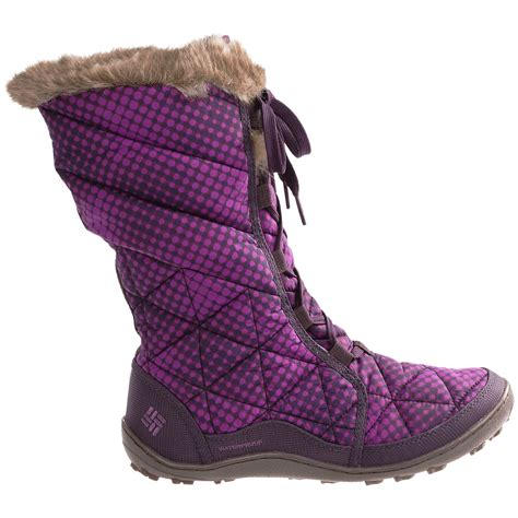 columbia winter boots columbia sportswear minx mid winter boots for 6952p