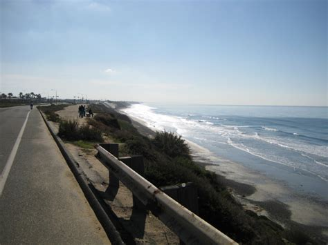 Pch Beaches - pacific coast highway mission beach to oceanside cycling
