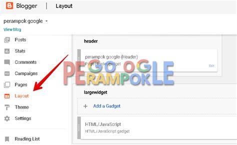 javascript layout widget cara menyembunyikan widget blogger pada postingan tertentu