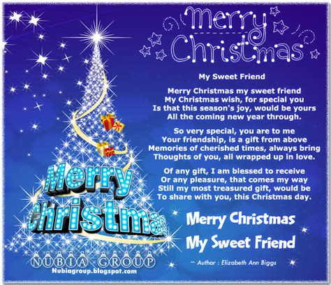 merry christmas  friend quotes quotesgram