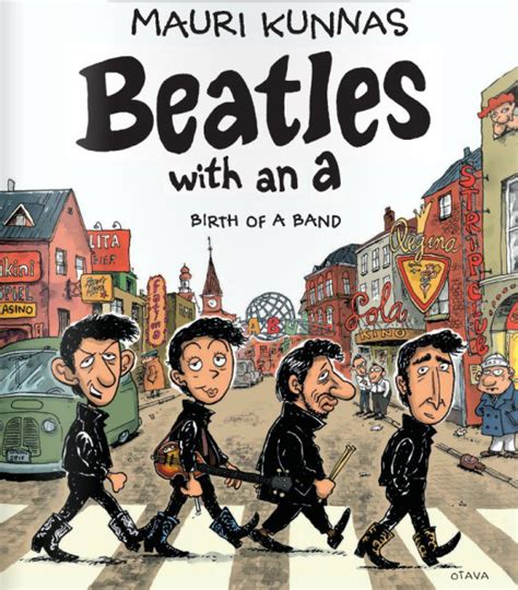 the beatles for kidz books book review beatles with an a by mauri kunnas