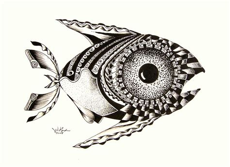 pattern drawing fish 302 found