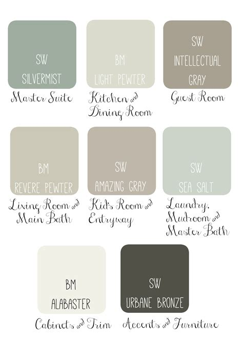 whole house paint scheme idea soothing sophisticated with the paint colors architectures picture