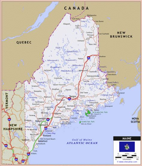 detailed map of maine maine powder coaters customcoaters