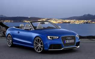 Audi Rs5 Cabriolet Audi Rs5 Cabriolet 2014 Widescreen Car Picture 25