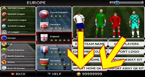 download game dream league soccer mod fifa 16 dream league soccer 2 05 mod apk unlimited money axeetech