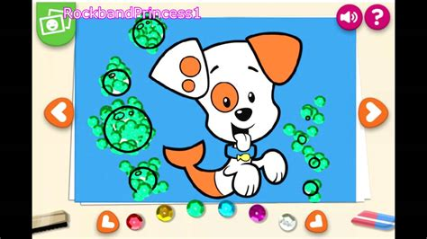 nick jr painting free painting coloring drawing for todler
