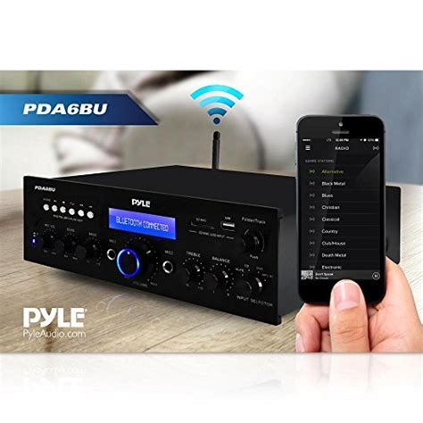 Home Theater Lifier pyle bluetooth stereo lifier receiver compact home theater import it all