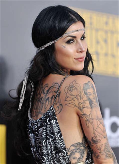 kat von d without tattoos superstar d back