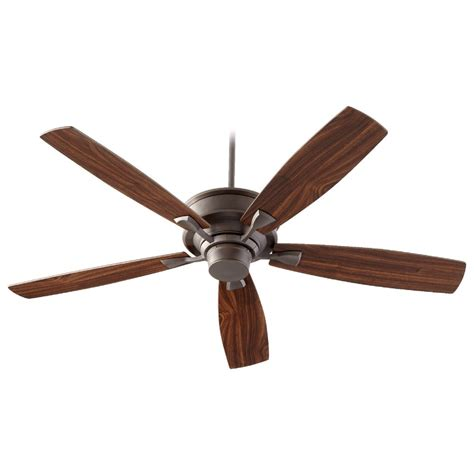 oiled bronze ceiling fan quorum lighting alton oiled bronze ceiling fan without