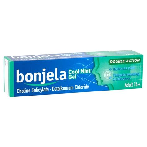 Menta Cool Mint Sugar Free 10g bonjela mint relief gel 15g from ocado