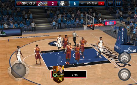 mobile nba scores nba live mobile screenshots for android mobygames