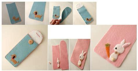 tutorial membuat case unik 5 kreasi case dari kain flanel yang akan membuat tilan
