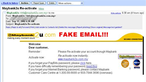 email fake everibodi lafu rojaks scam alert maybank2u identity theft
