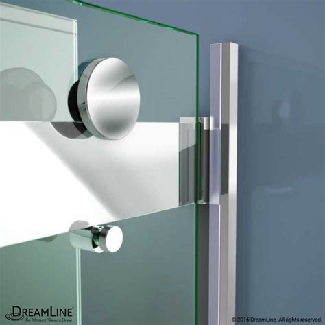 shower door vinyl clear vinyl seal 75 1 3 quot length jt055 for thick glass