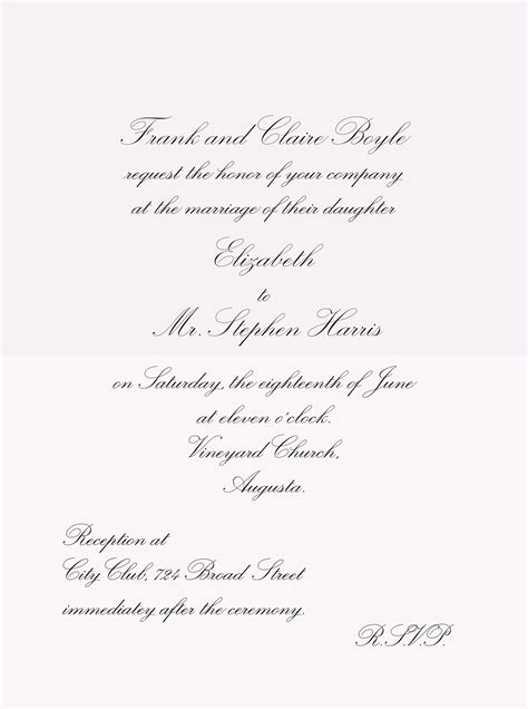 Wedding Invitation Name Order by Fontshop Designing A Wedding Invitation