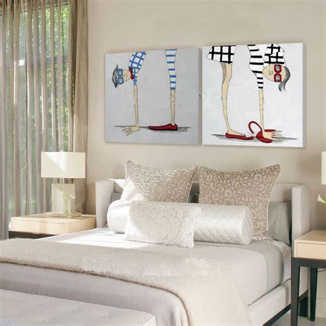 cheap paintings for bedroom free shipping big size modern abstract bedroom living room
