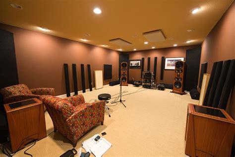helping venhaus audio improve  room acoustics