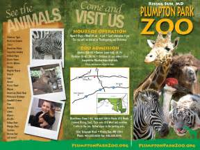 Zoo Brochure Template by Zoo Brochure Search The Las Vegas Zoo
