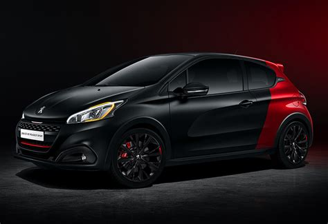 peugeot sports car 2015 2015 peugeot 208 gti by peugeot sport specifications