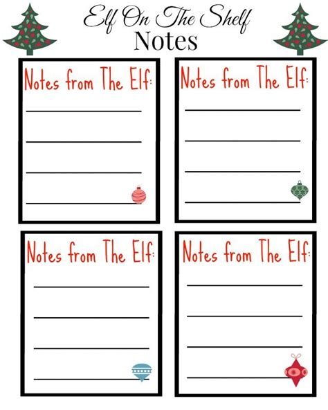 elf on the shelf blank printable letter free printable elf on the shelf notes elves shelves and