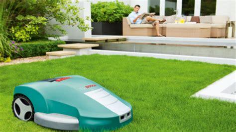 Robot Bosch 2555 by Zautomatyzowane Kosiarki Agdlab Pl