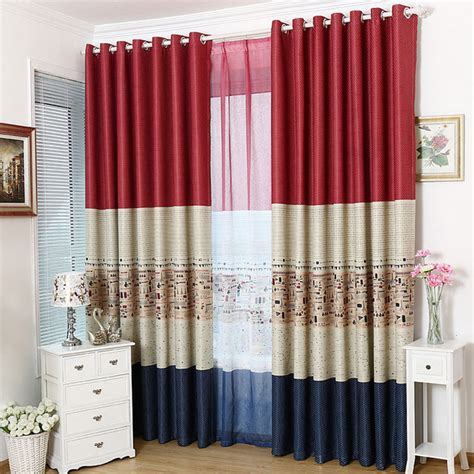 New Arrival American Style Nursery Curtains Girl Loves It