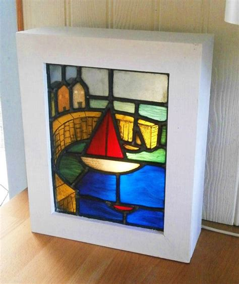stained glass window light box discover and save creative ideas