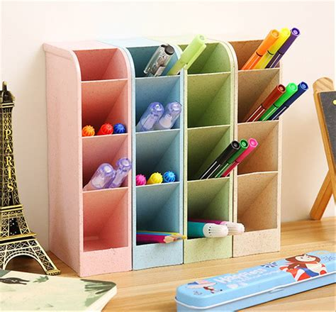 jual desktop drawer organizer box rak laci plastik slot
