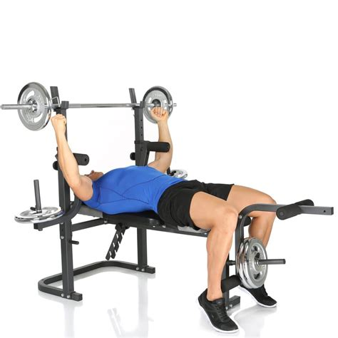 5 in 1 bench press hammer weight bench bermuda xt