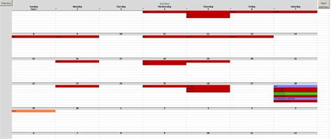 free excel schedule templates project planning and schedule