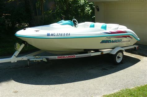 sea doo boat models by year sea doo sportster 1995 for sale for 2 995 boats from