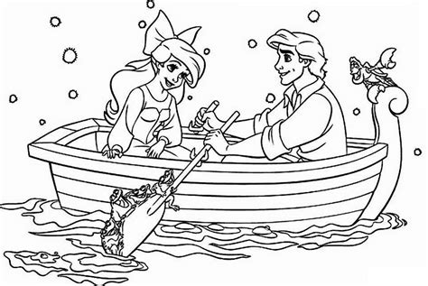 Disney Princess Ariel And Eric Coloring Pages 478830 Princess Ariel And Eric Coloring Pages Printable