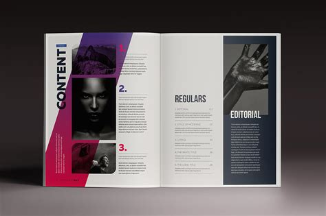 indesign magazine templates last chance 15 indesign magazine brochure templates