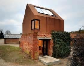 unique architectural design blending contemporary exterior