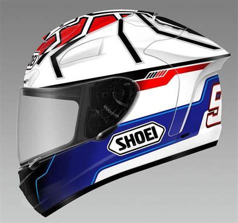 Helm Balap Shoei Shoei X Spirit 2 Marquez Motegi Tc1 X Large Helmet Shoei