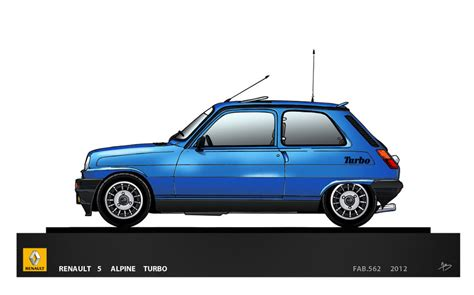 1984 renault 5 alpine turbo related infomation