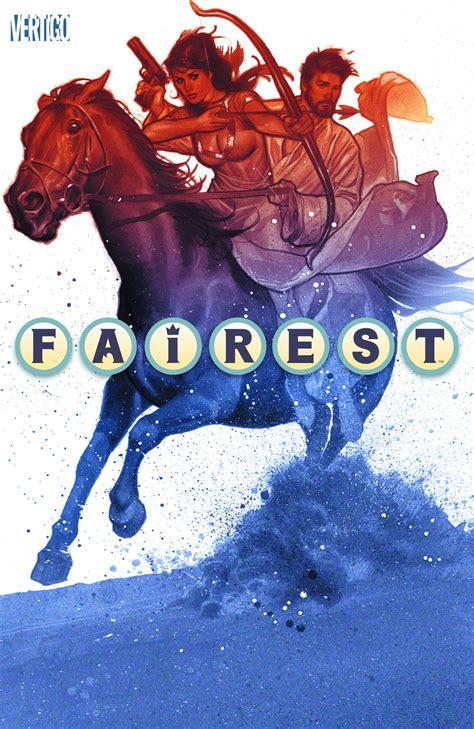 feb140288 fairest tp vol 03 return of the maharaja