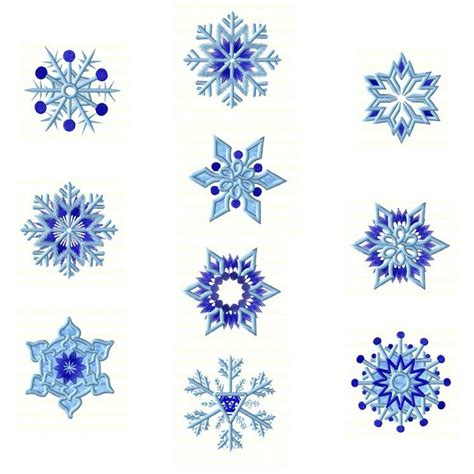 snowflake pattern for applique snowflake applique machine embroidery designs by sew swell