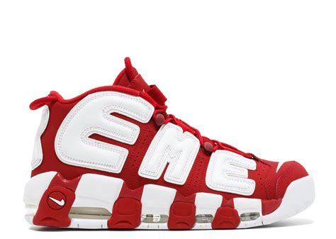 supreme buy air more uptempo quot supreme quot nike 902290 600 varsity